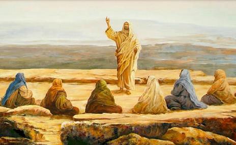 VI domenica tempo ordinario Lc 6,17.20-26