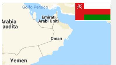 UNITRE: l'Oman non solo deserto