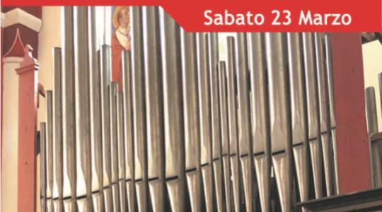 Concerto d'organo a Palestro