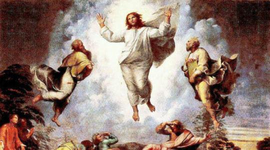 2ª domenica di Quaresima Mt 17,1-9