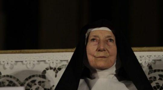 Morte di madre Anna Maria Cànopi