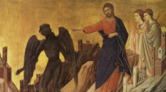 1ª domenica di Quaresima Lc 4,1-13