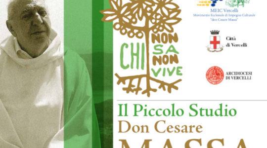 Invito alla cerimonia di dedicazione a don Cesare Massa