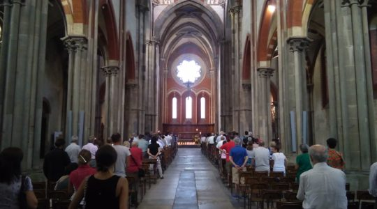 Festa della Trasfigurazione in S.Andrea