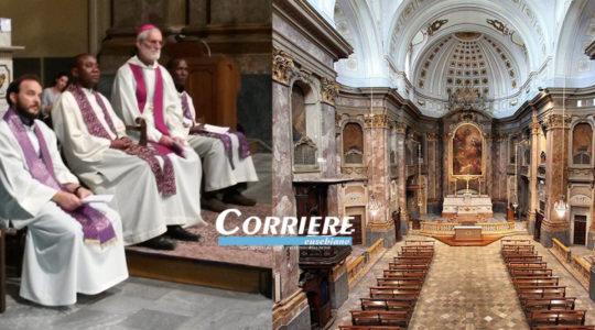 Veglia missionaria in S. Maria Maggiore