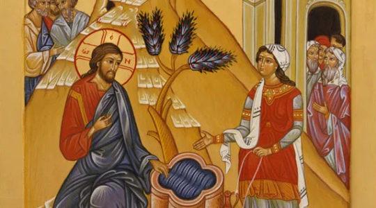 3ª domenica di Quaresima Gv 4,5-42