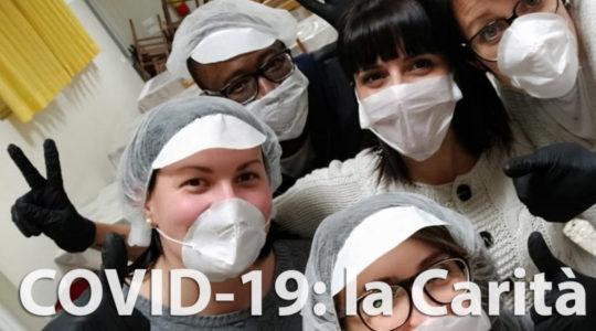 Sostenere la Caritas Italiana in tempo di epidemia