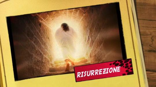 Video-sussidi per il catechismo: Risurrezione