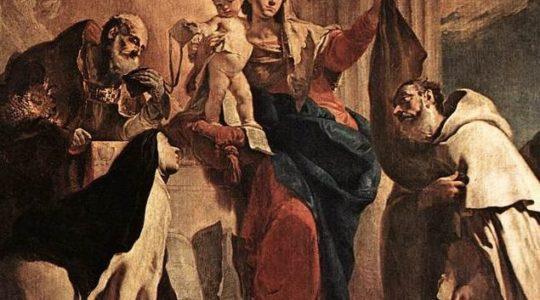 Triduo per la Madonna del Carmelo